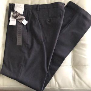 NWT Calvin Klein dress pants body fit 32x 34